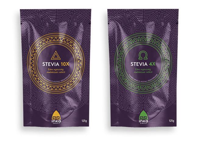 Stevia Delta és Omega