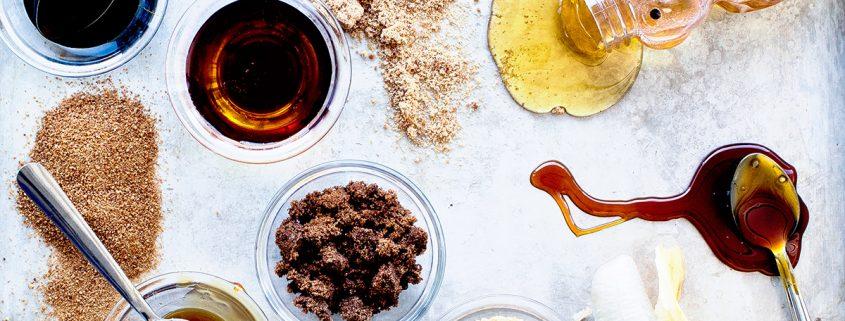 természetes édesítőszerek