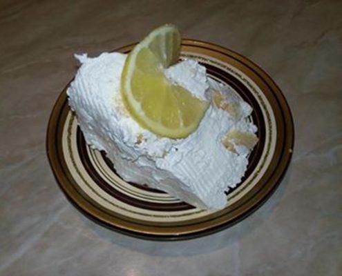 Cukormentes citromos habos steviával