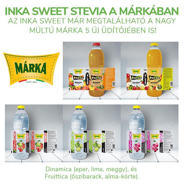 Inka Sweet a Márkában